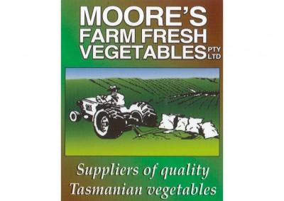 Moores Farm Fresh Vegetables
